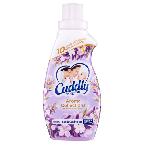 Relaxing Wild Lavender Fabric Conditioner 500mL