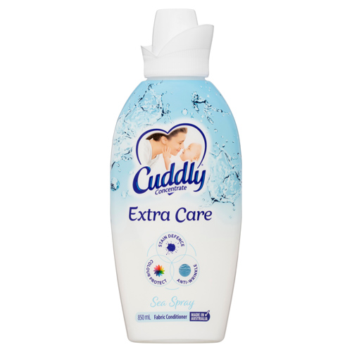Cuddly Concentrate Extra Care Sea Spray
